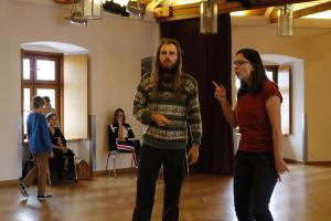 "Musical ""Pippi Langstrumpf"", Probe, OVIGO"