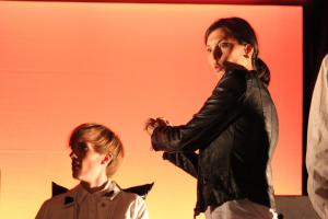 OVIGO Theater / A Clockwork Orange / mit Stephanie Most