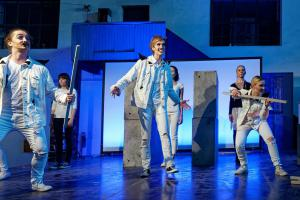 A Clockwork Orange in Waldsassen, mit Daniel Adler (OVIGO)