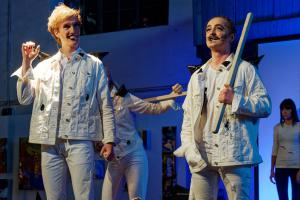 """A Clockwork Orange"" in Waldsassen / OVIGO Theater"