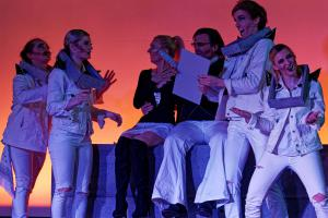 """A Clockwork Orange"" in Waldsassen, mit Daniel Adler (OVIGO Theater)"