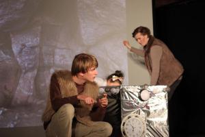 """OVIGO Theater: """"Fortuna"""", mit Benedikt Fröhlich"""