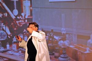 """Fortuna"", OVIGO Theater, Renate Bauer"