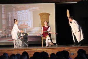 Fortuna, Pfreimd, OVIGO Theater