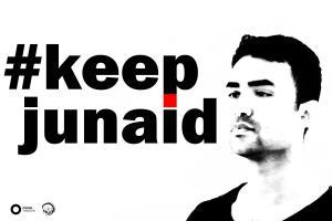 #KeepJunaid