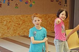 OVIGO-Kids: Felix Spießl, Vanessa Leibl
