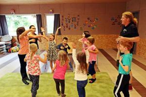 OVIGO-Kids Theater-Training 2018