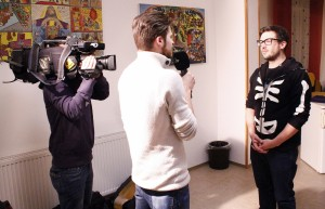 Florian Wein im OTV-Interview