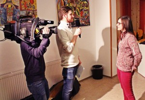 Theresa Weidhas im OTV-Interview