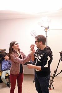 """Männerhort"", Regie: Florian Wein, Theresa Weidhas"