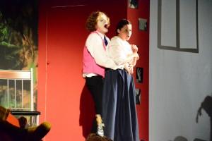 """OVIGO Theater - """"Die Verwandlung"""" - Michael Zanner und Julia Hofmeister"""