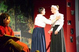 """OVIGO Theater / """"Die Verwandlung"""" nach F. Kafka in Neunburg vorm Wald"""