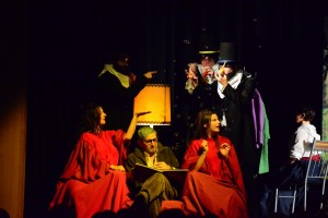 """OVIGO Theater - """"Die Verwandlung"""" nach Franz Kafka in Neunburg vorm Wald (2016)"""