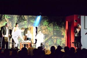 """Franz Kafkas """"Die Verwandlung"""", 2016 in Neunburg (OVIGO Theater)"""