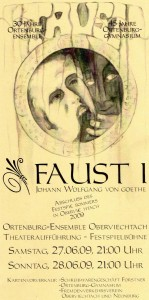 "Ortenburg-Ensemble, ""Faust"", 2009"