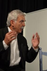 """Dr. med. Hiob Prätorius"" (OVIGO Theater 2014)"