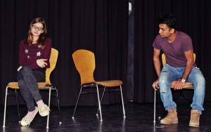 OVIGO-Improkurs mit Denise Gießübl und Junaid Ahmad Bajauri
