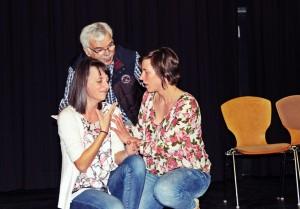 OVIGO Theater-Training (2017)