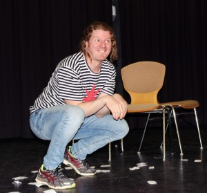 OVIGO Theater-Training mit Michael Zanner