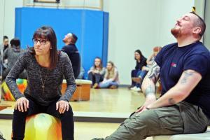 Lisamarie Berger & Benjamin Gläser / OVIGO Theater