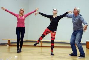 OVIGO Theater-Training / Impro-Übungen