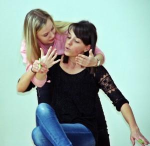 OVIGO-Impro / Sarah Ebnet, Lisamarie Berger