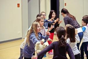 OVIGO-Kurs mit Kindern