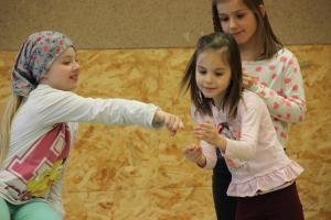 Kids Theater-Training (OVIGO 2018)
