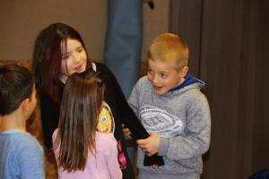 OVIGO Theater-Training mit den Kids (2018)