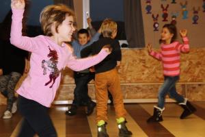 OVIGO Theater-Training mit den Kids