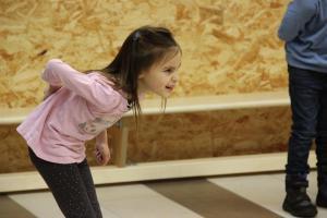 OVIGO Theater-Training mit den Kids / Annika Ried