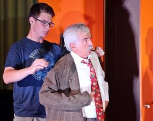 Leonhard Lippert & Erich Wein / OVIGO Theater