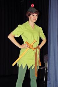 Theresa Weidhas als Peter Pan (OVIGO 2017)