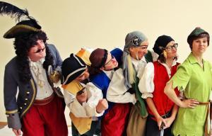 Peter Pan, Hook und die Piraten (OVIGO Theater)