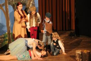 "OVIGO / Musical ""Peter Pan"" / Hirschau"