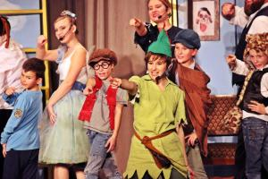 Theresa Weidhas als Peter Pan (OVIGO 2018)