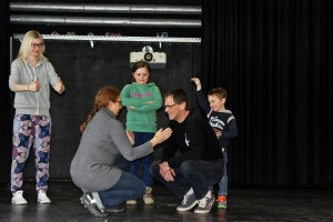 "Workshop zu ""Peter Pan"" (OVIGO Theater 2017)"