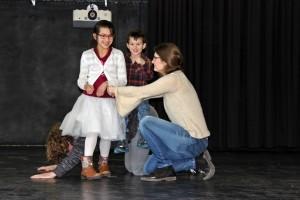 OVIGO Theater-Training im Emil-Kemmer-Haus, Februar 2017