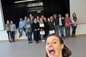 "OVIGO Theater, ""Peter Pan"" Workshop mit Theresa Weidhas"