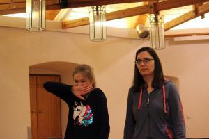 "Probe - ""Pippi Langstrumpf"" (OVIGO Theater)"