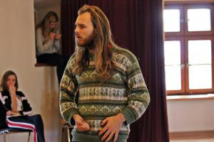 Ludwig Weigert / OVIGO Theater / Probe