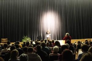 """OVIGO Theater, """"Schneewittchen"""", Regisseurin Julia Ruhland"""