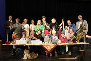 """""""Schneewittchen"""" (OVIGO Theater 2016)"""