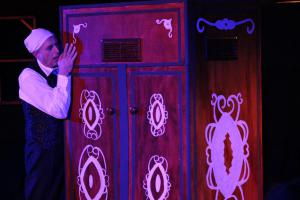 Scrooge mit Bernhard Zellner, OVIGO Theater