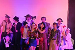 """Jubiläums-Gala """"40VIGO"""": Mix-Szene mit verschiedenen Charakteren"""
