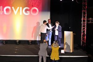 OVIGO Oscar für Bettina Meier