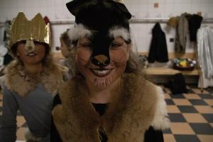 "40VIGO / Maske für ""Faust"""