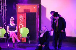 """40VIGO"", 40 Jahre OVIGO Theater, mit Bernhard Zellner"