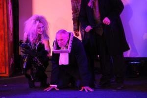 40 Jahre OVIGO Theater, mit Bernhard Zellner als Scrooge