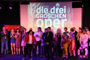 """Gala """"40VIGO"""" in der Dreifachturnhalle Oberviechtach, OVIGO Theater"""